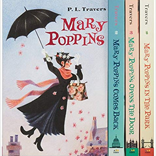 Mary Poppins Boxed Set   Dr. P. L. Travers