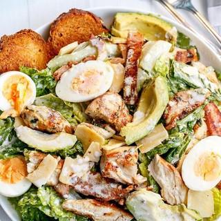 Cafe Delites Skinny Chicken & Avocado Caesar Salad