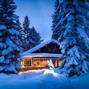 Storm Mountain Lodge | Banff National Park, AB
