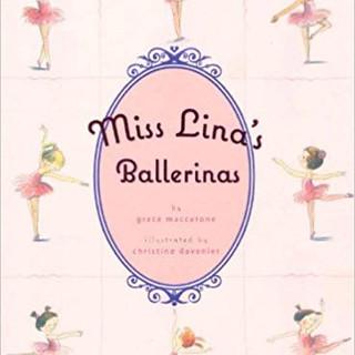 Miss Lina's Ballerinas   Grace Maccarone