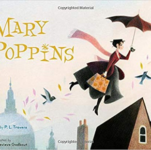 Mary Poppins | Dr. P. L. Travers