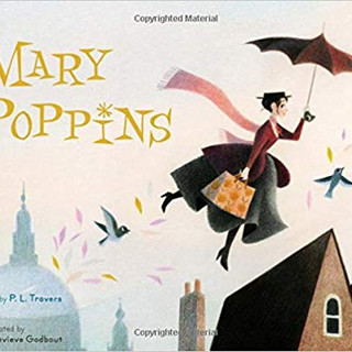 Mary Poppins   Dr. P. L. Travers