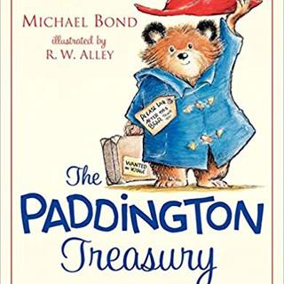 The Paddington Treasury   Michael Bond