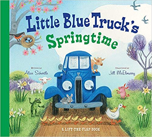 Alice Schertle Little Blue Truck Springtime