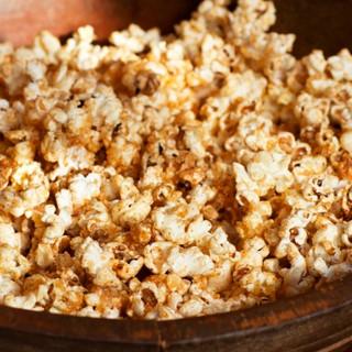 Ina Garten Parmesan & Chipotle Popcorn