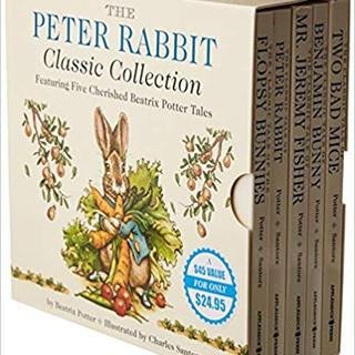 The Peter Rabbit Classic Collection   Beatrix Potter