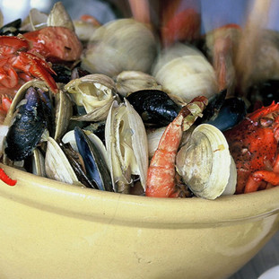 Barefoot Contessa Kitchen Clambake