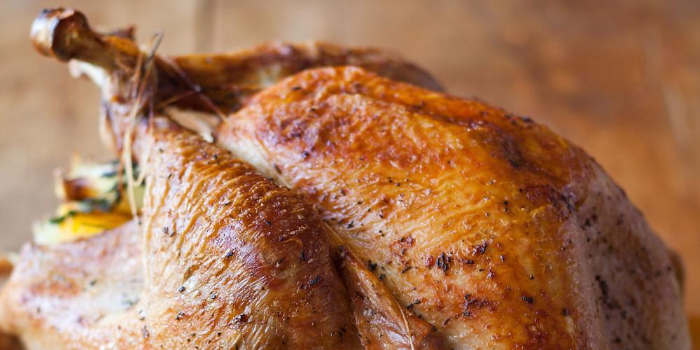Ina Garten Accidental Turkey