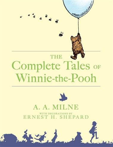 A.A. Milne The Complete Tales Of Winnie-The-Pooh