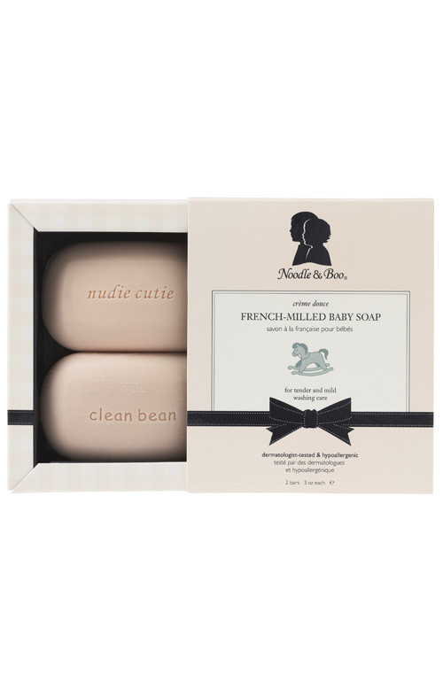 Noodle & Boo French Milled Soap