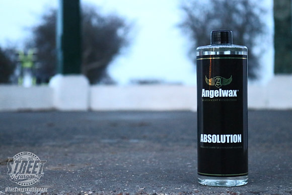 AngelWax Absolution Cloth & Upholstery Cleaner