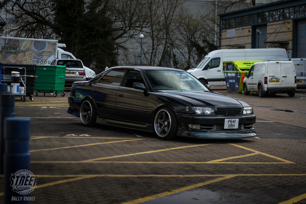 Tazz's Chaser JZX100