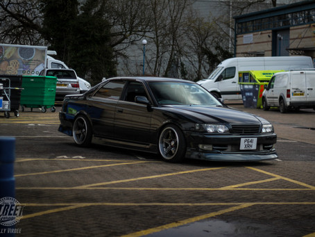 Tazz's Toyota Chaser JZX100