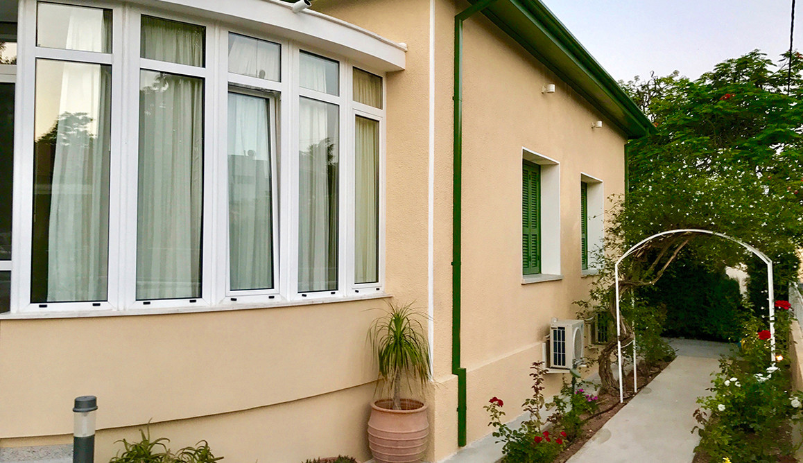 External viw of Avgi's Home Limassol Cyprus