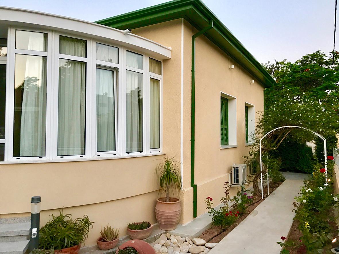 Avgi's Home Limassol Cyprus External day