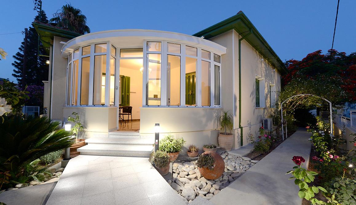 Avgi's Home Limassol Cyprus Lemon Garden