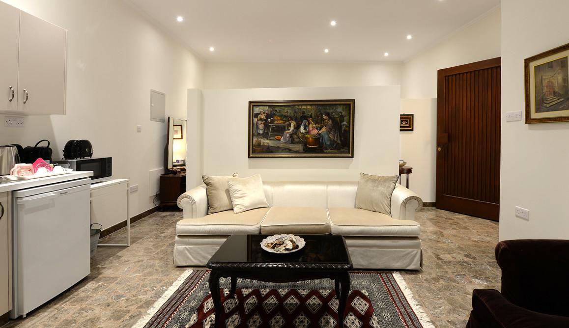 Lemon Livingroom