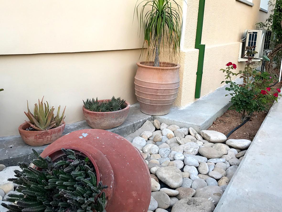 Avgi's Home Limassol Cyprus Garden and p