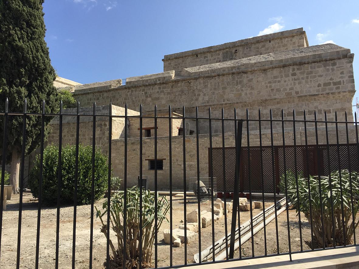 LIMASSOL ANCIENT CASTLE