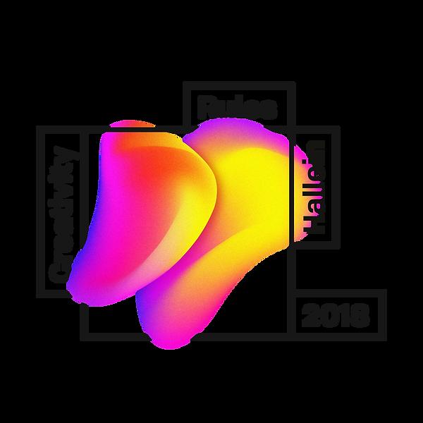 Logo des diesjährigen Creativity Rules Festival