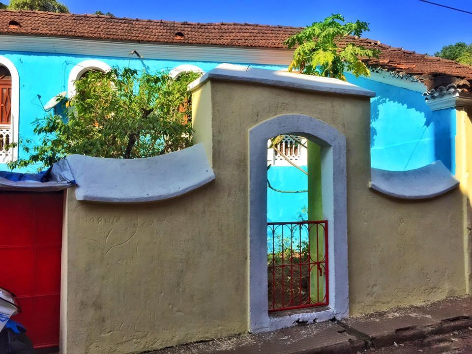 Portugese architecture