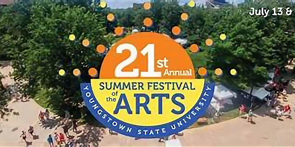 Boyer reads at Youngstown's Summer Festival of the Arts