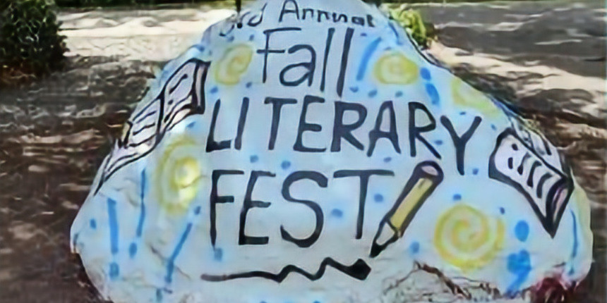 Lit Youngstown Fall Literary Festival 2021