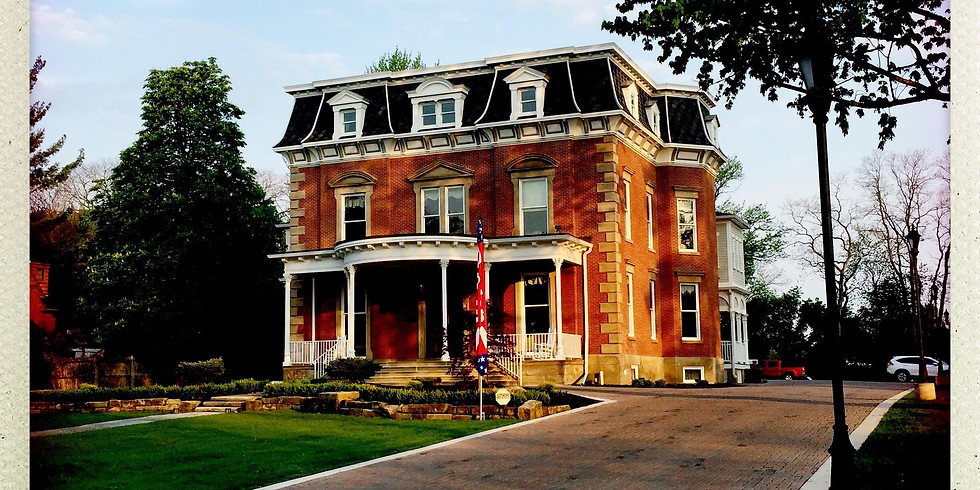 WORDS AND WINE   Poetry Reading at the Steele Mansion