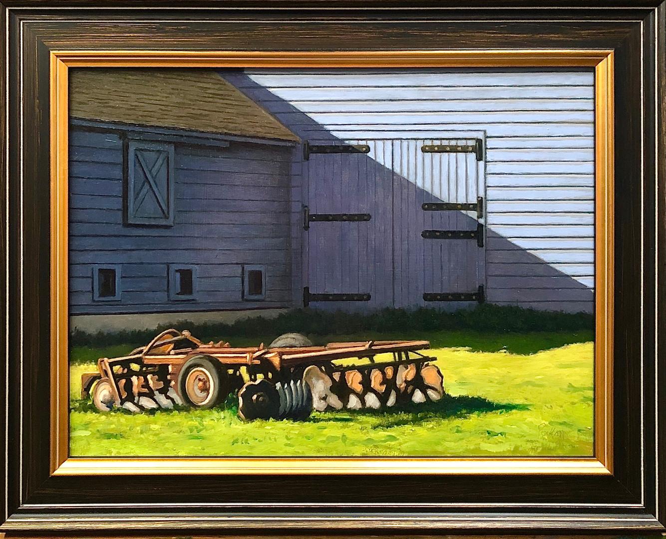 Barn Yard Blues