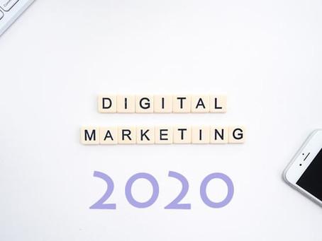 Tendências Marketing Digital 2020