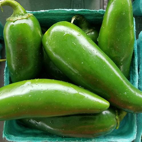 Jalapeño Peppers  (Pint)
