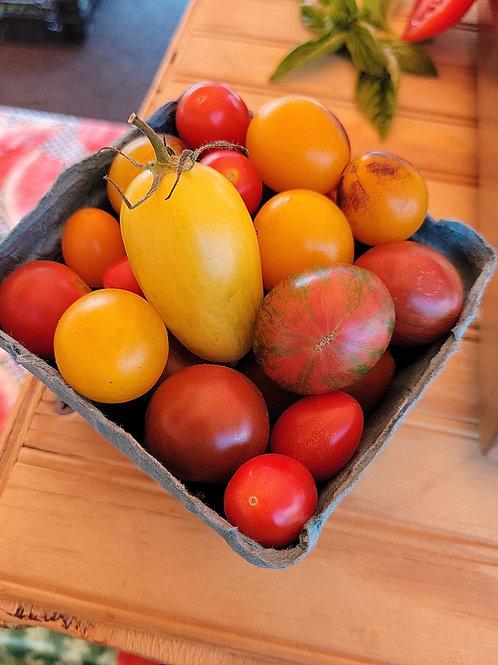 Mix Heirloom Cherry Tomato ( Pint )
