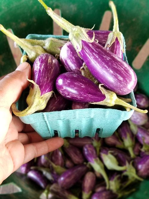 Fairy Tale Eggplant (Pint)