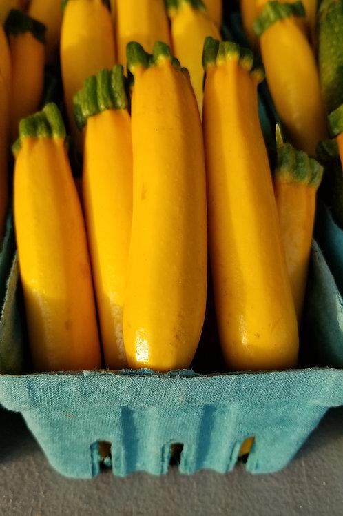 Baby Golden Zucchini (Pint)