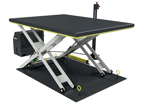 TPH-F0750: Flachscheren-Hubtisch, Traglast 0750kg, 1250 x 1750 mm