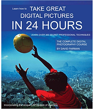 Take Great Digital pictures in 24 hours
