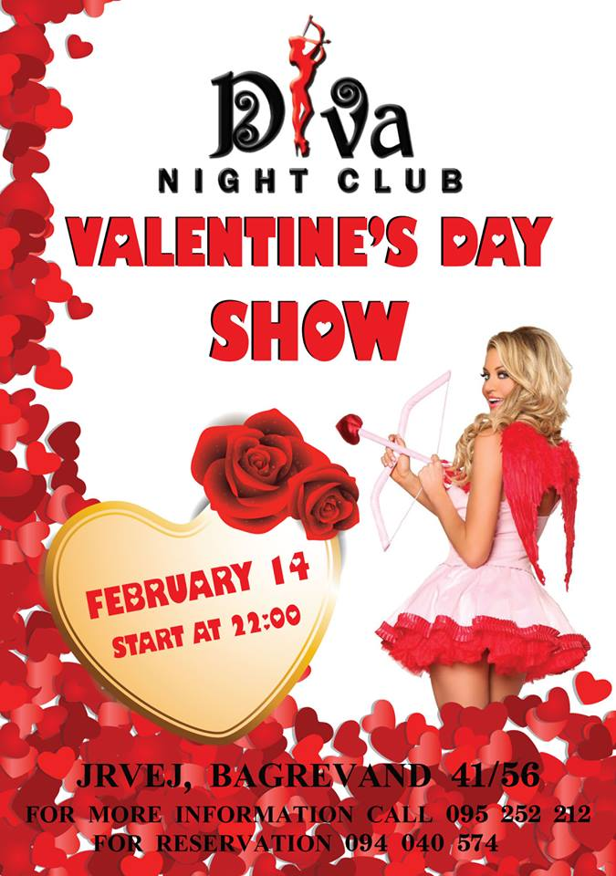 Valentines Day show