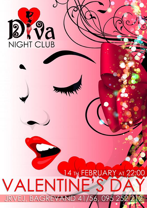 diva valentins day 2019