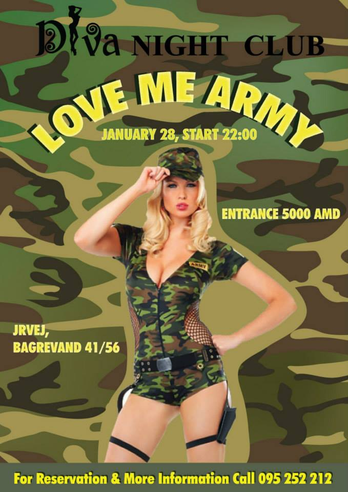 Love me army