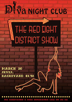 The red fight district show