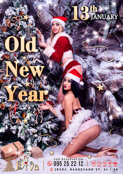 old new year DIVA CLUB