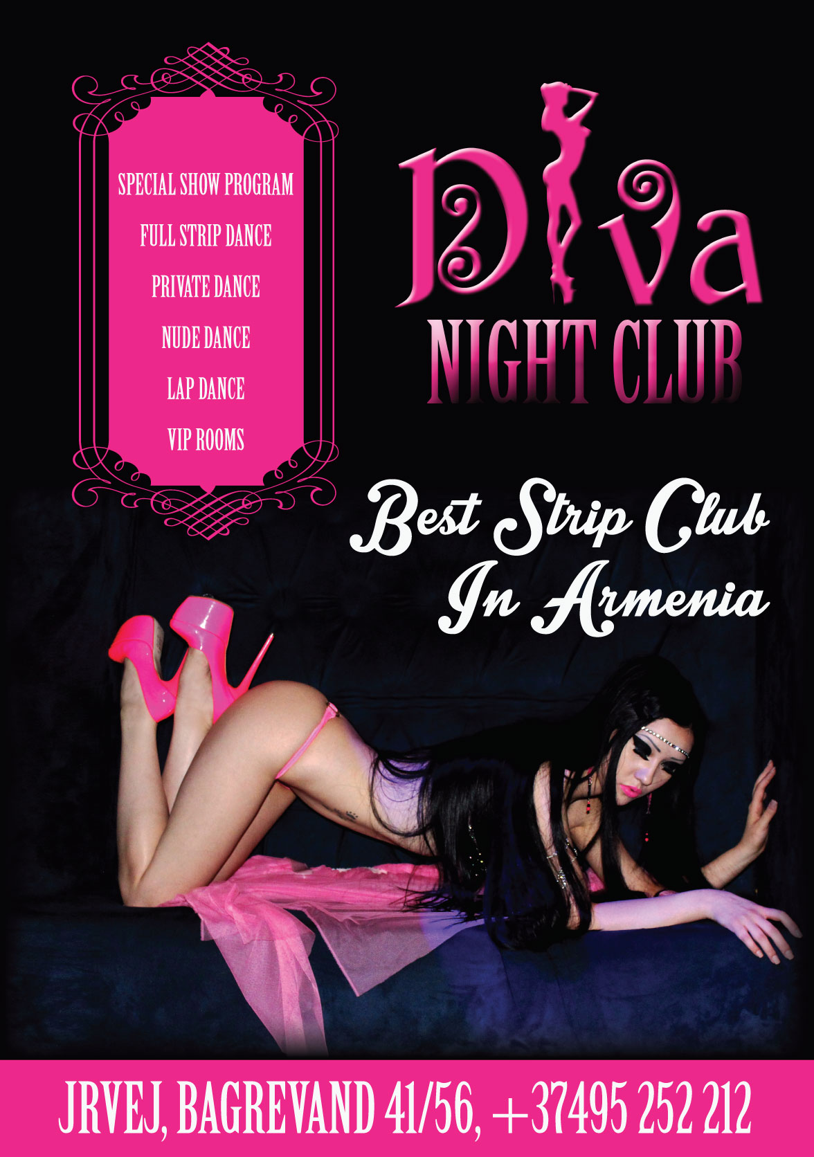 Best Strip Club In Armenia