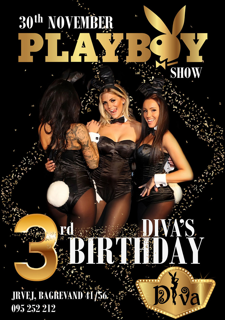 diva night club birthday party 3 playboy 1