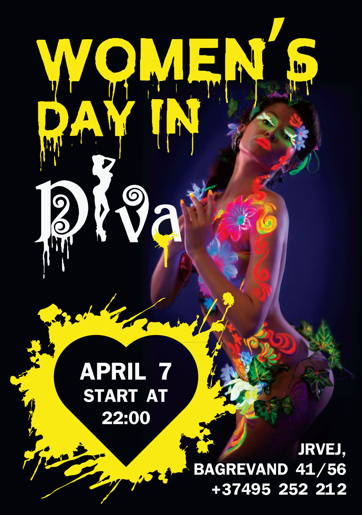 Women`s Day in Diva