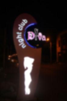 Diva strip video