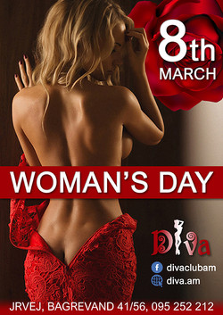 DIVA NIGHT CLUB WOMANS DAY