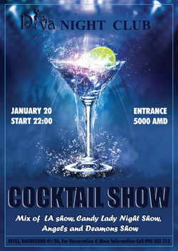 Cocktail show