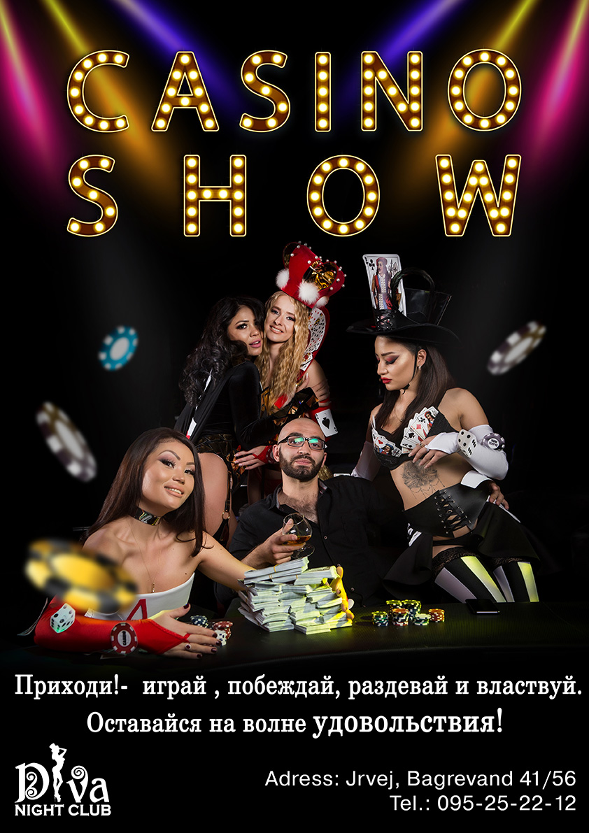 Casino show diva night club