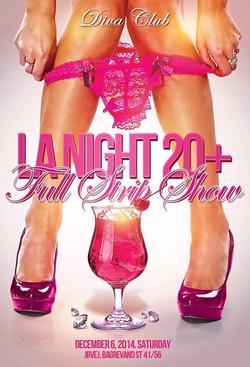 Full Strip Show