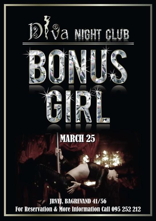 Bonus girl